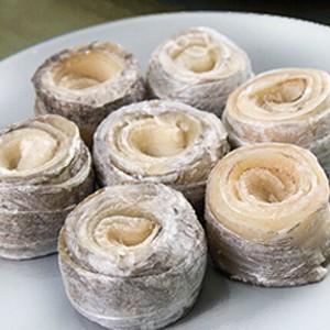 【立三】無刺白帶魚清肉卷(每一包500克)