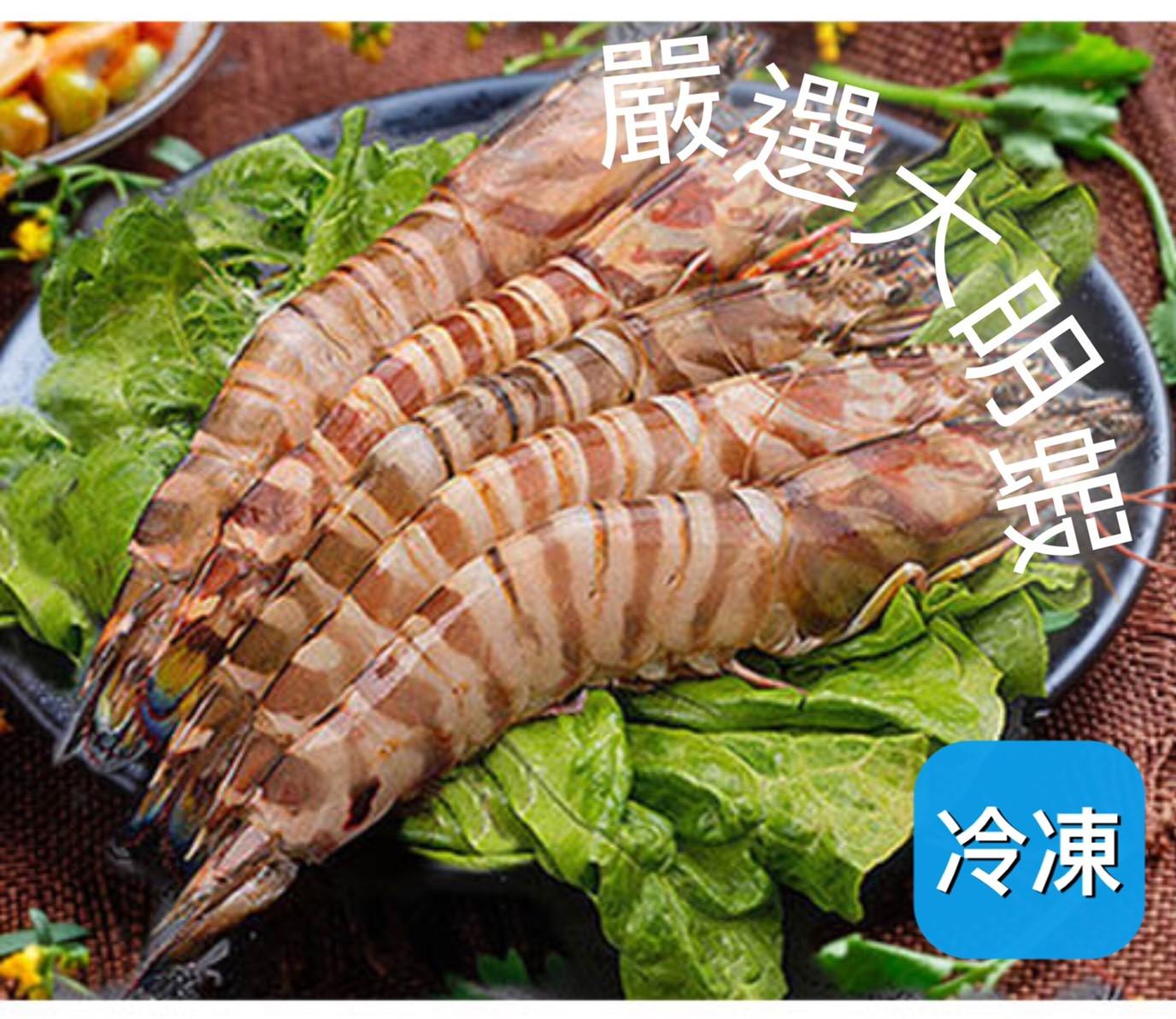 【立三】嚴選超大鮮凍大明蝦(5P)