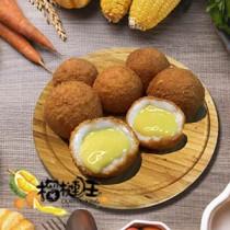 【立三】榴槤王榴槤流沙球