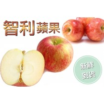 【立三】新鮮直送智利蘋果團購組(56顆入)