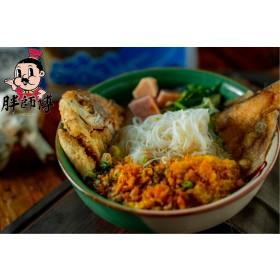 【立三】古早味白鯧魚米粉湯
